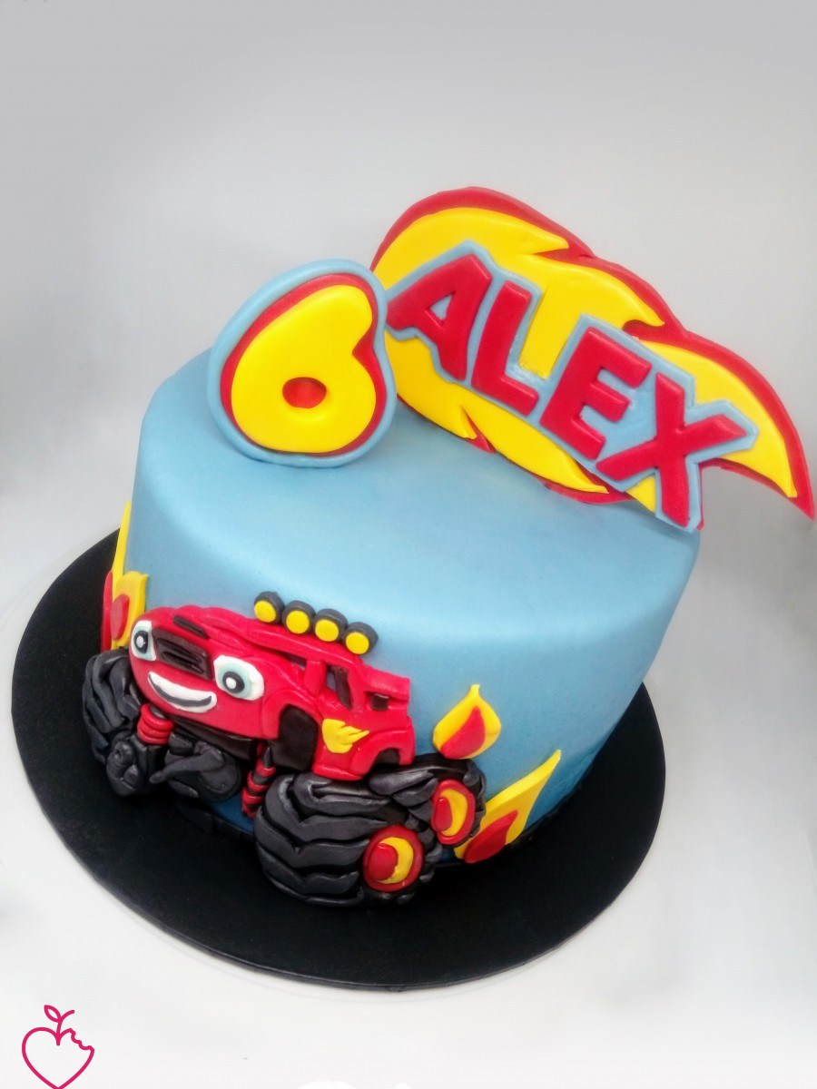Blaze cake - torta Blaze
